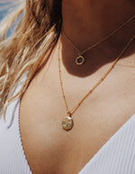 Ahimsa Necklace - Gold