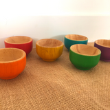Rainbow Sorting & Stacking Bowls