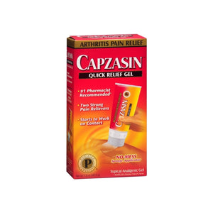 Capzasin Quick Relief Gel 1.50 oz