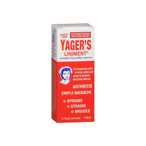 Yager's Liniment 4 oz