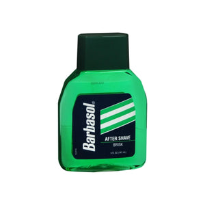 Barbasol After Shave Brisk 5 oz