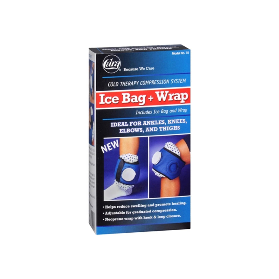 Cara Ice Bag + Wrap 1 Each
