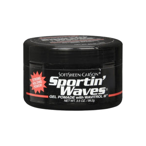 Sportin' Waves Gel Pomade 3.50 oz