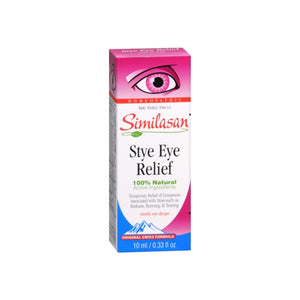 Similasan Stye Eye Relief Eye Drops 10 mL
