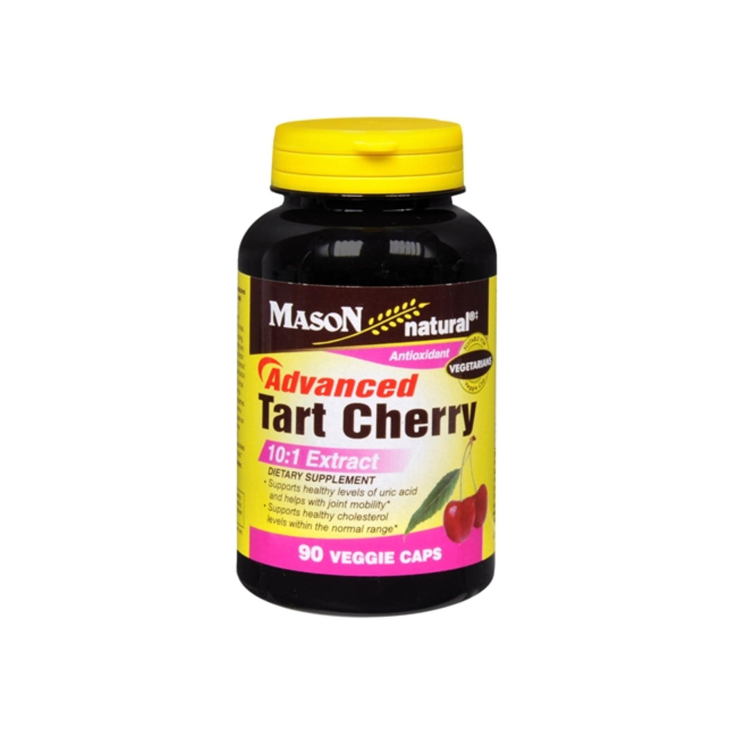 Mason Natural Advanced Tart Cherry 10:1 Veggie Caps 60 ea