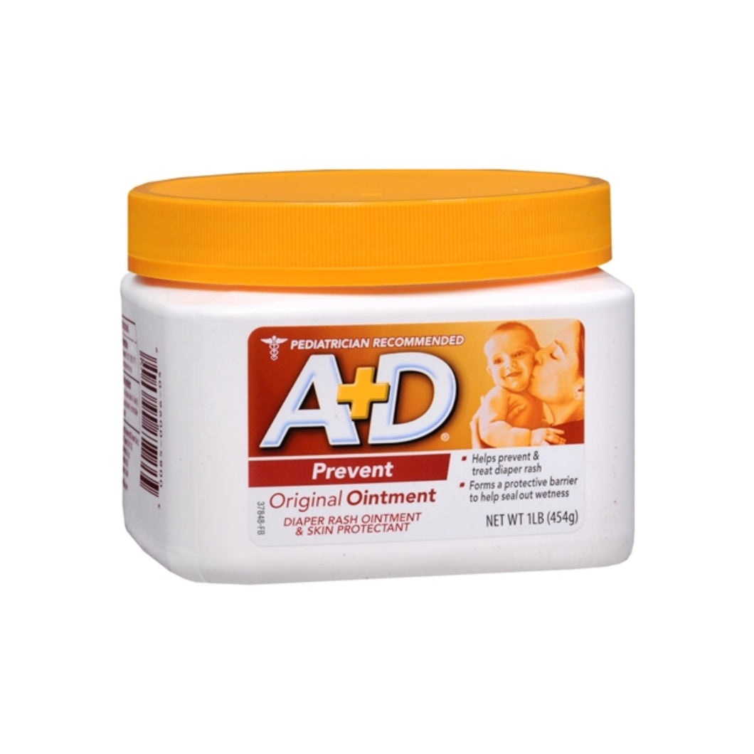 A+D Ointment Original 16 oz - Pharmapacks