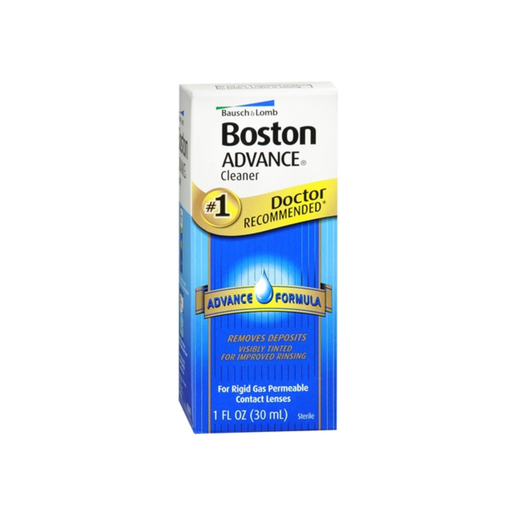 Bausch & Lomb Boston Advance Cleaner 1 oz