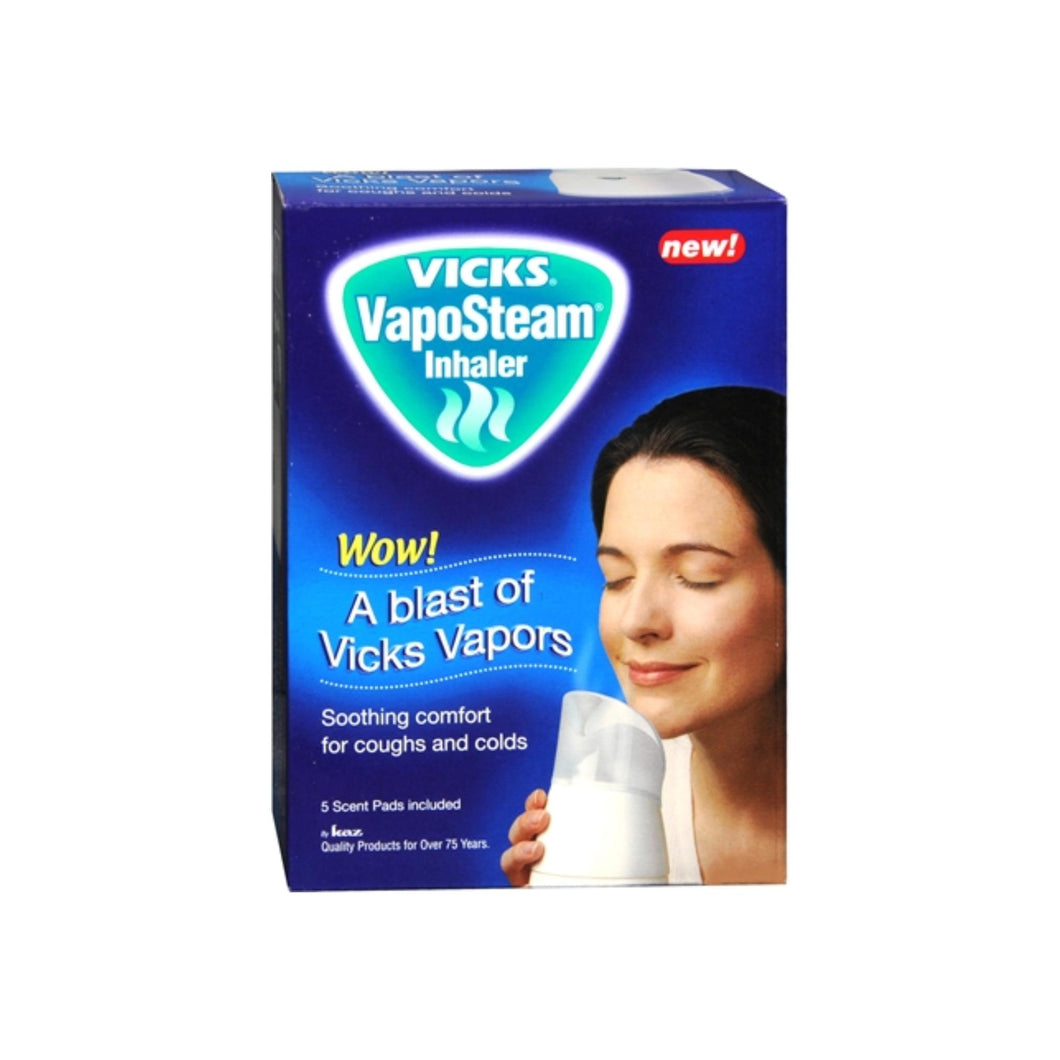 Vicks Steam Inhaler 1 Each