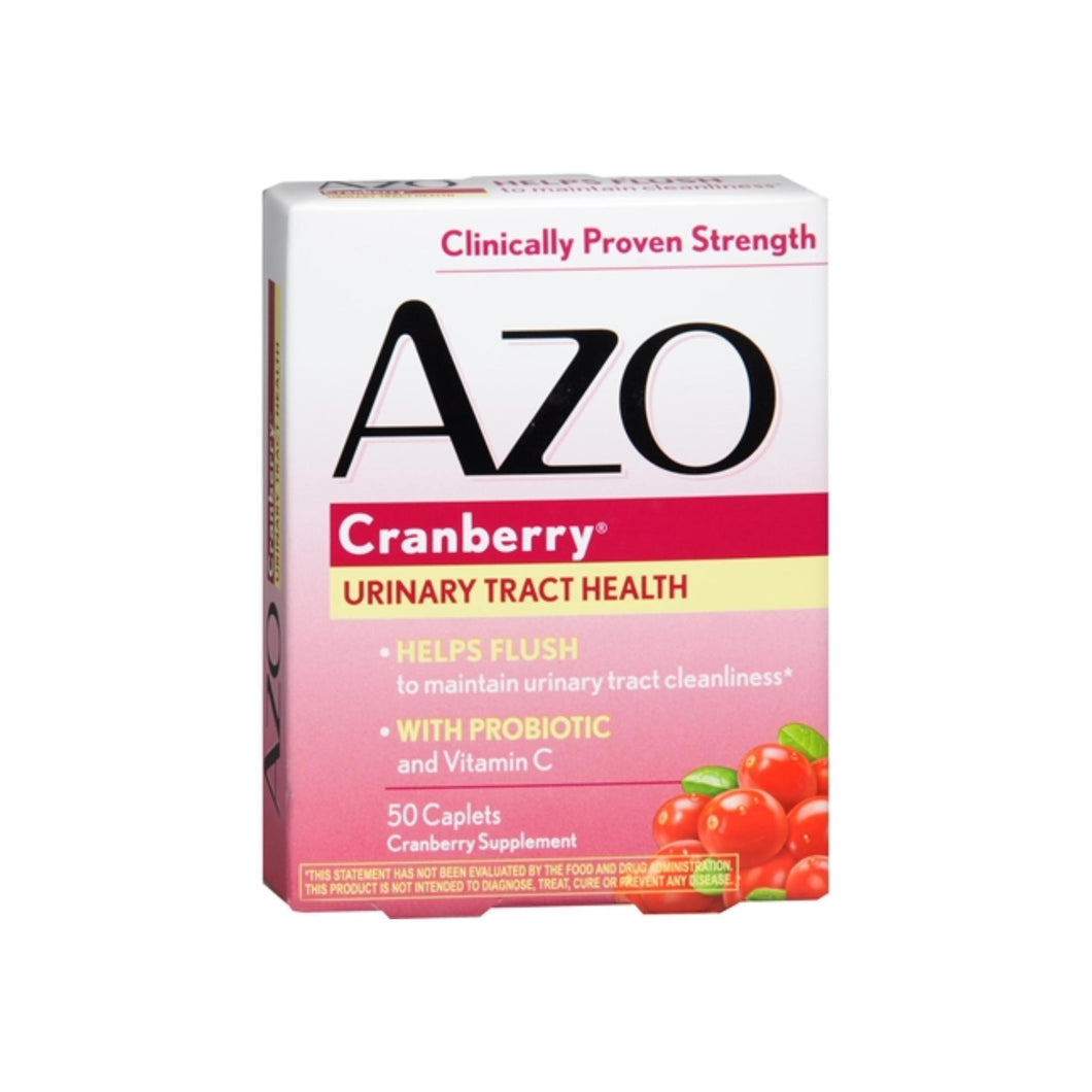AZO Cranberry Tablets 50 ea