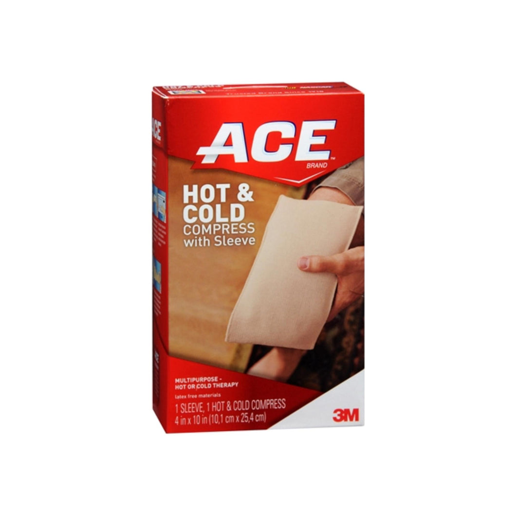 ACE Hot and Cold Compress Reusable 1 Each