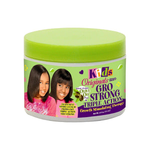 Africa's Best Kids Originals Gro Strong Triple Action Growth Stimulating Therapy 7.5 oz