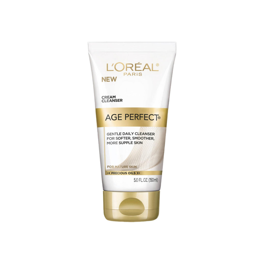 L'Oreal  Paris Age Perfect Cream Cleanser for Mature Skin 5 oz