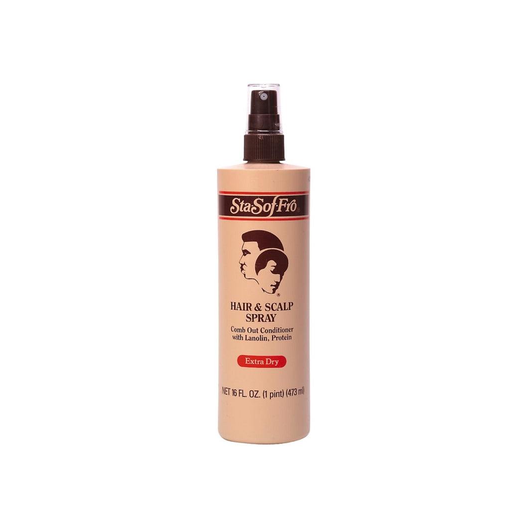 Sta-Sof-Fro Hair & Scalp Spray 16 oz