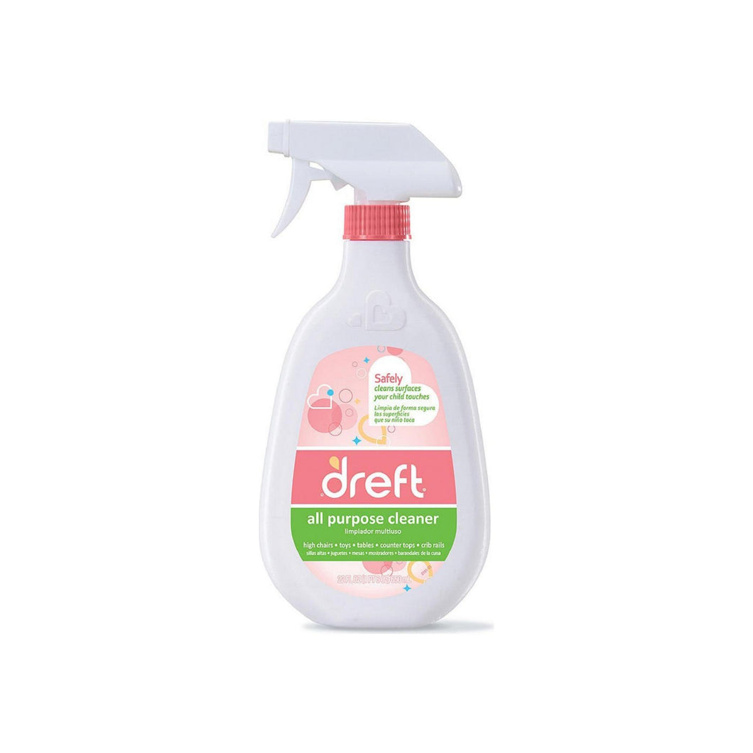 Dreft All Purpose Multi Surface Cleaner 22 oz