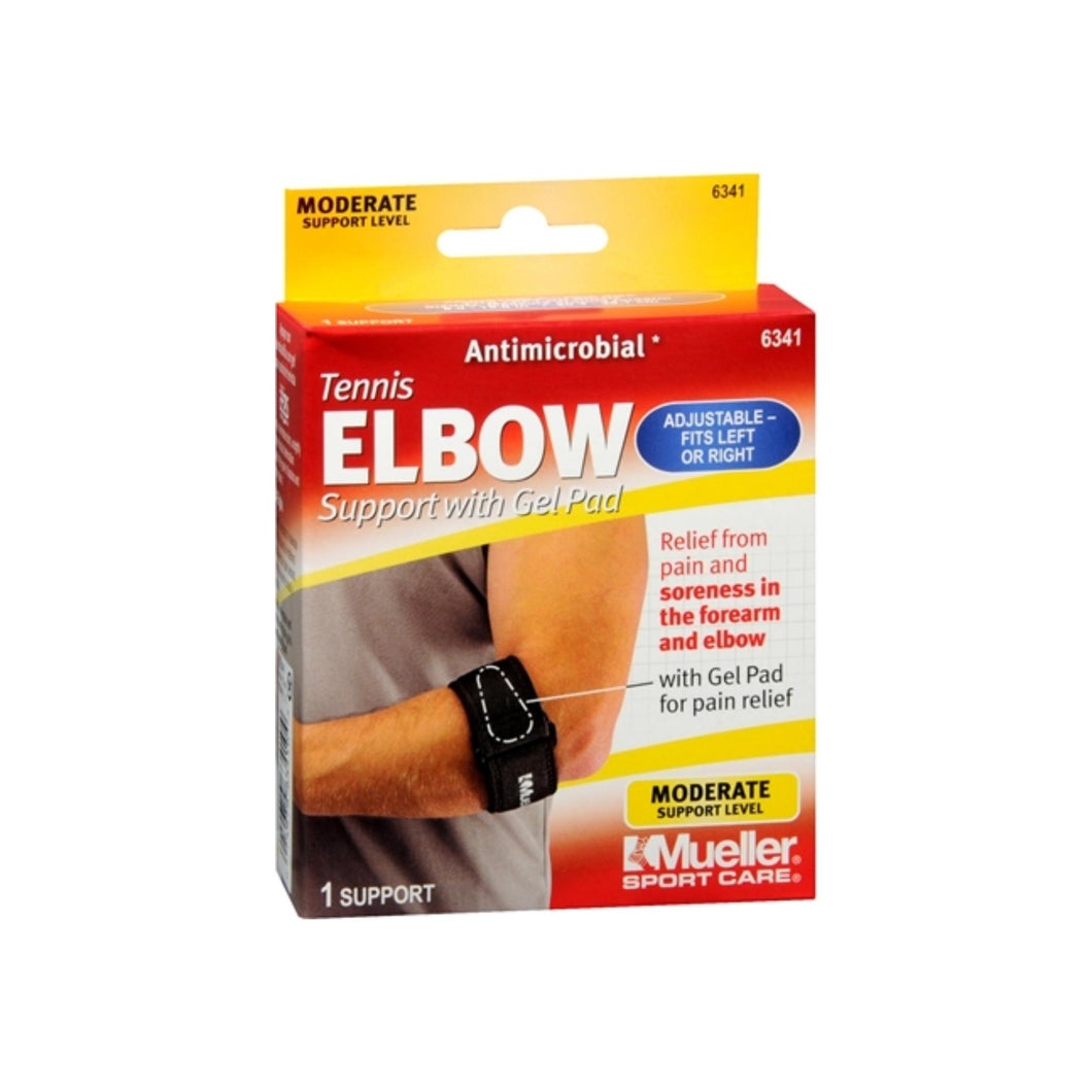 Mueller Sport Care Tennis Elbow Support One Size [6341] 1 Each