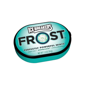 Ice Breakers Frost Mints, Wintercool 6ct 1.2 oz