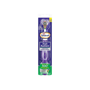 ARM & HAMMER Spinbrush Truly Radiant Clean & Fresh Battery Toothbrush 1 ea