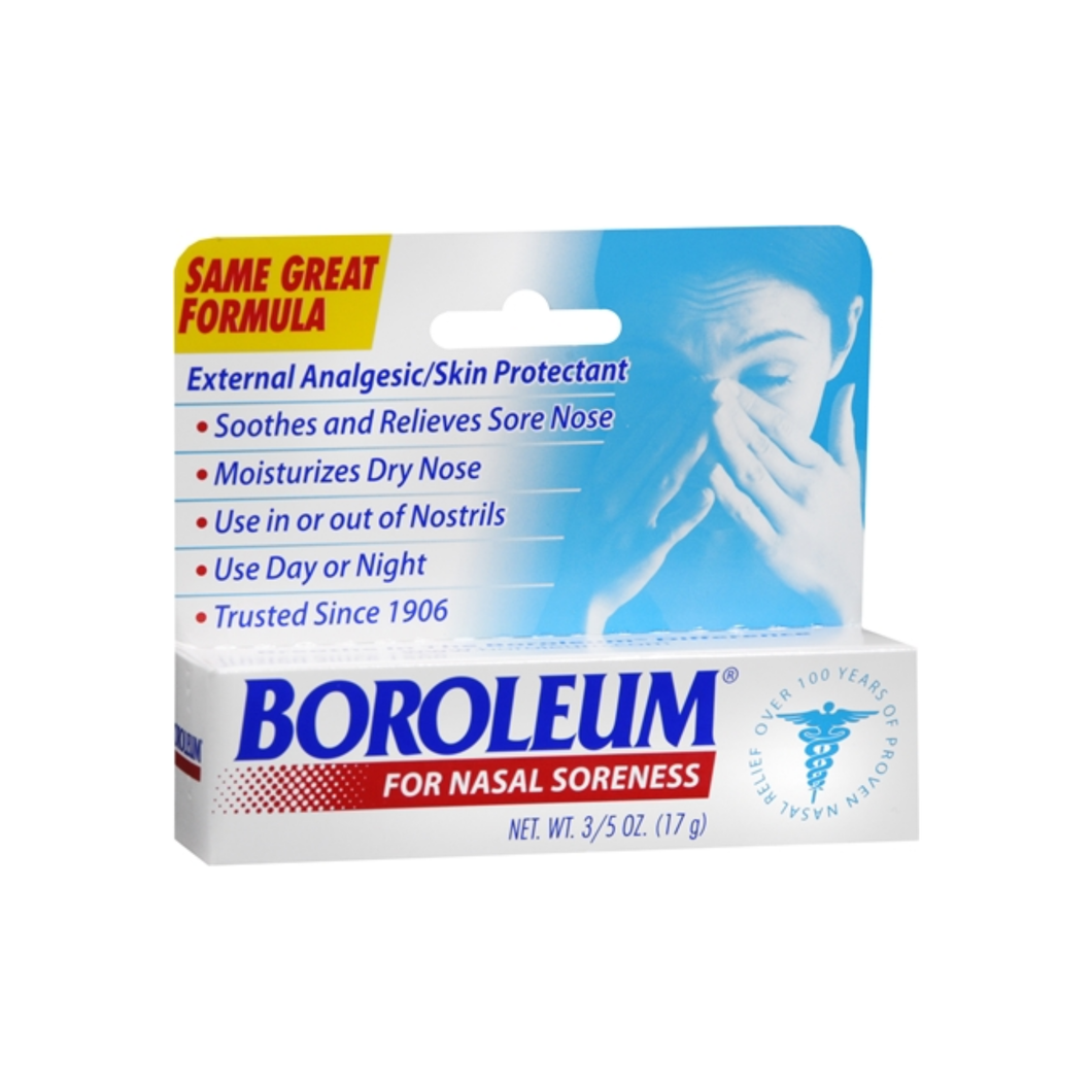 Boroleum Analgesic Ointment 0.60 oz