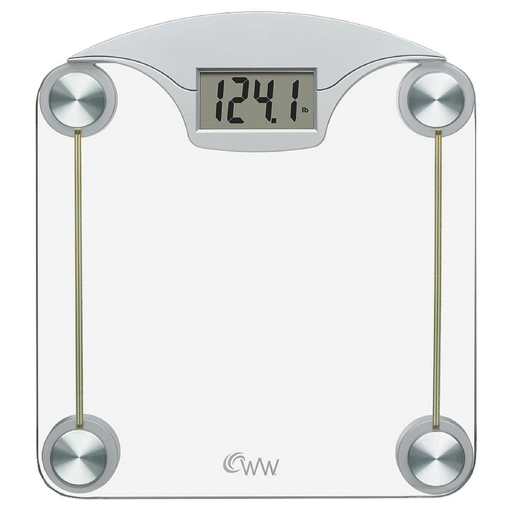Weight Watchers by Conair Digital Glass Scale 1 ea