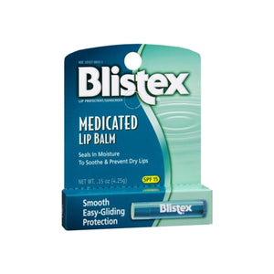 Blistex Medicated Lip Balm SPF 15 0.15 oz