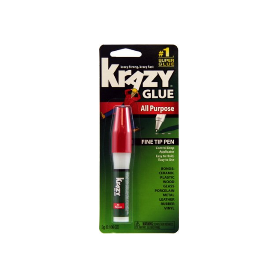 Krazy Glue All Purpose Pen 0.106 oz
