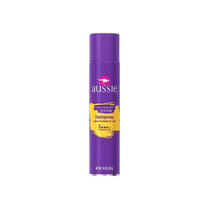 Aussie Sun-Touched Shine Hairspray, Maximum Hold 10 ounces