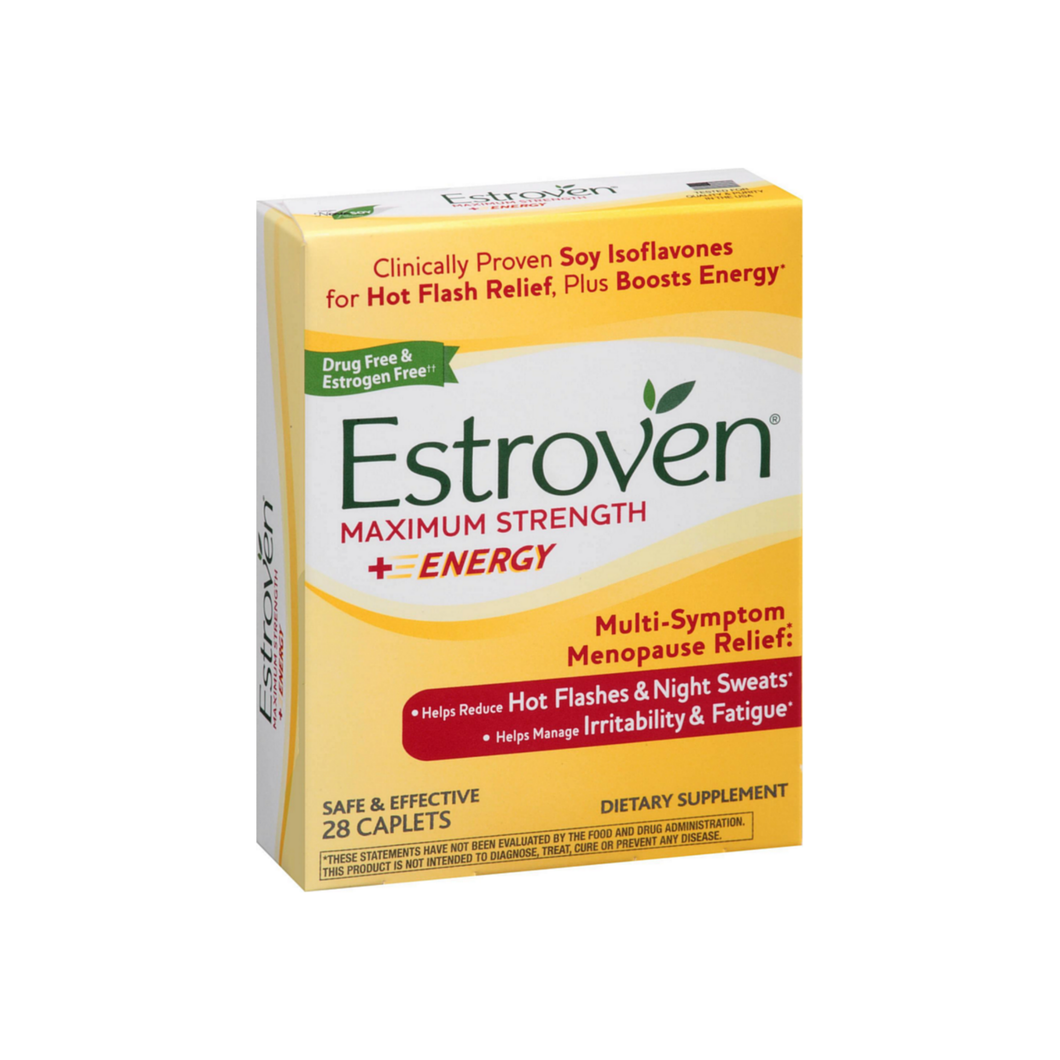 Estroven Maximum Strength Caplets 28 ea