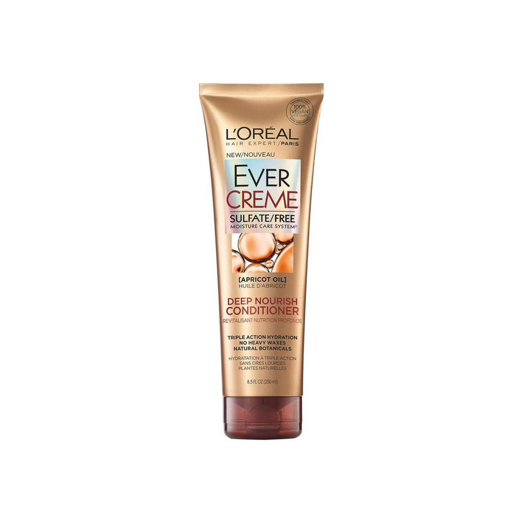L'Oreal Paris Hair Expertise EverCreme Intense Nourishing Conditioner 8.5 oz
