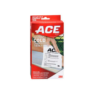ACE Cold Compresses Instant 2 Each