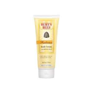 Burt's Bees Radiance Body Lotion with Royal Jelly 6 oz