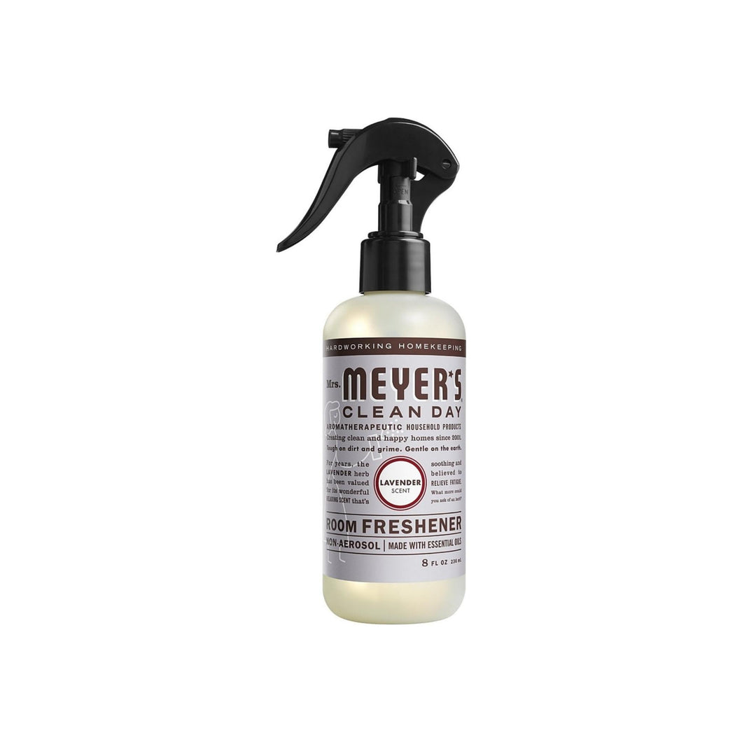 Meyers Clean Day Room Freshener, Lavender 8 oz