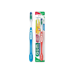 GUM Super Tip Toothbrush Soft/Full 1 Each