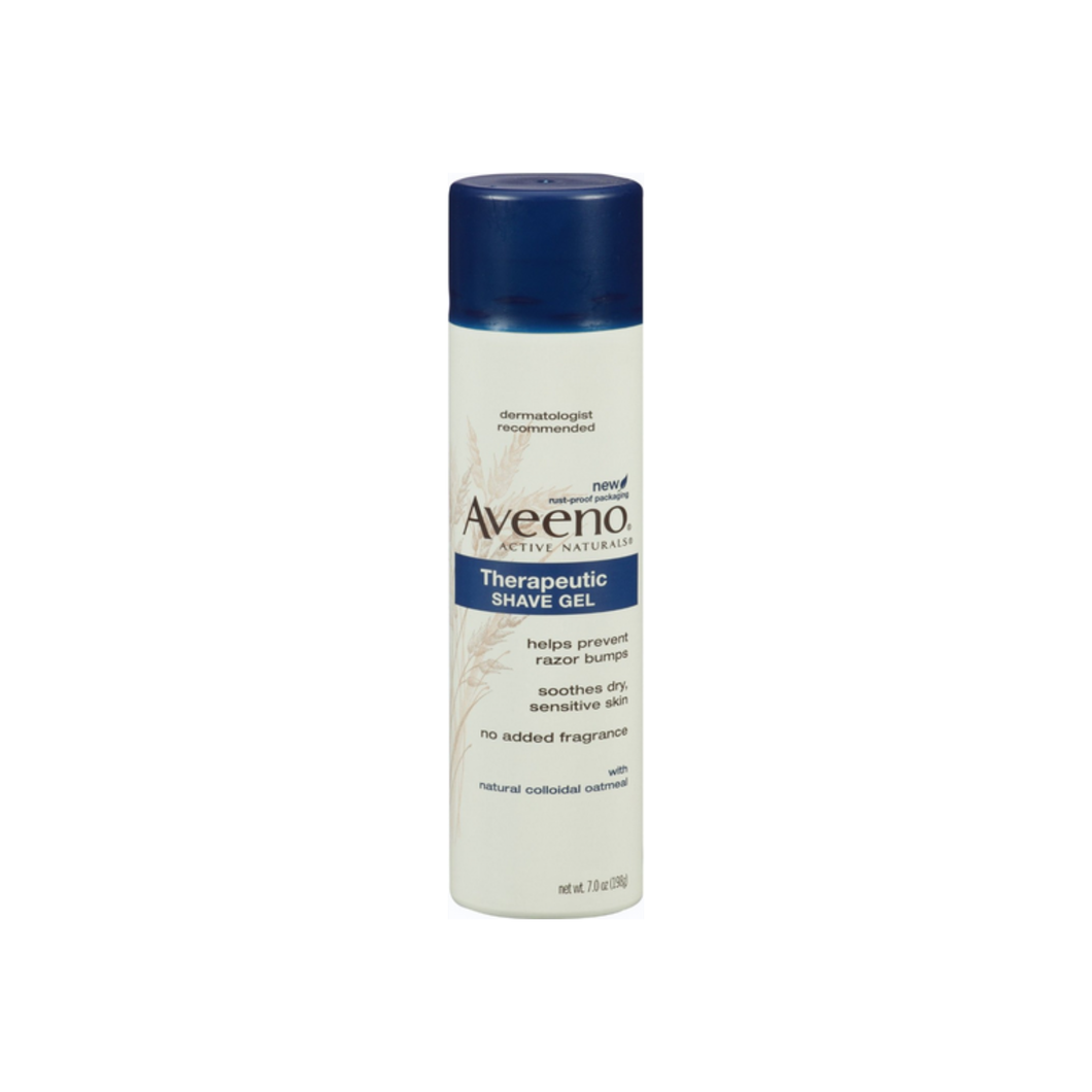 AVEENO Therapeutic Shave Gel 7 oz