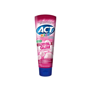 ACT Kids Bubblegum Blowout Toothpaste, 4.6 oz - Pharmapacks