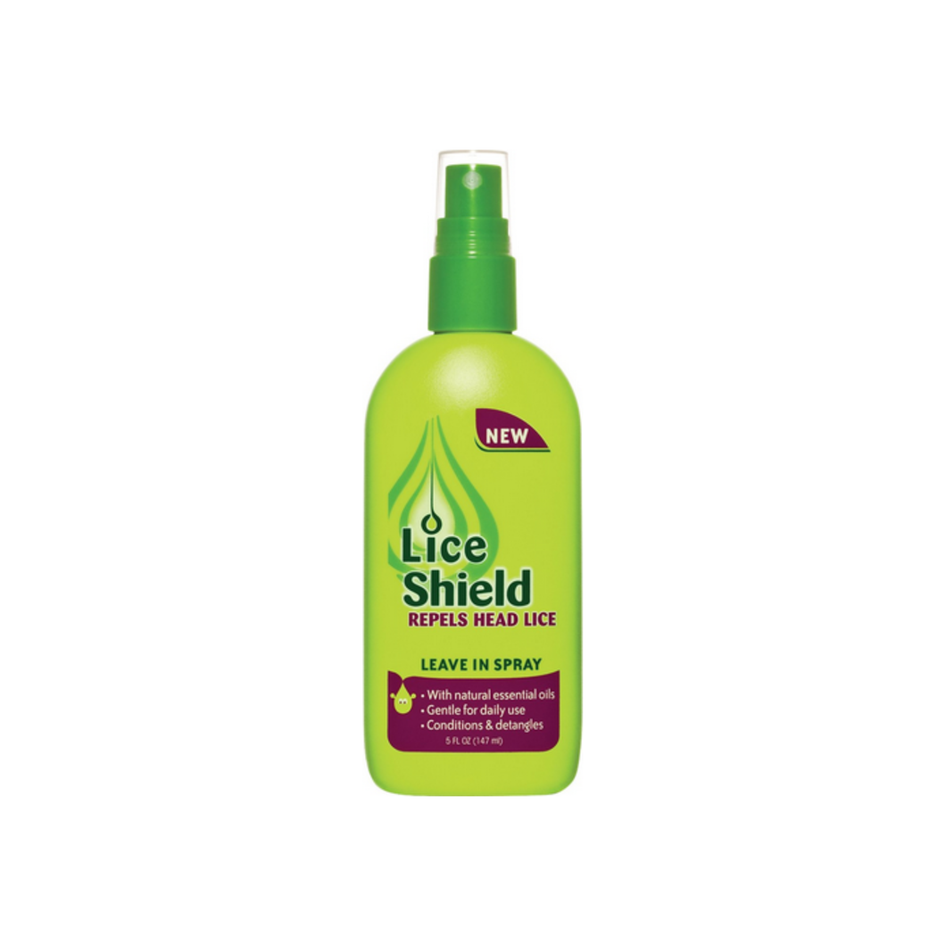 Lice Shield Leave In Spray 5 oz