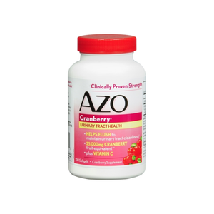 AZO Cranberry, Maximum Strength, Softgels 100 ea