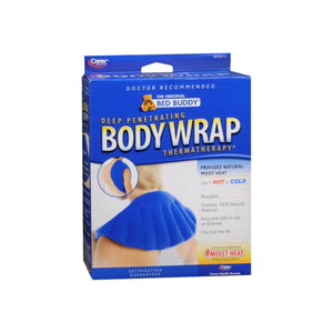 Bed Buddy Deep Penetrating Body Wrap 1 Each