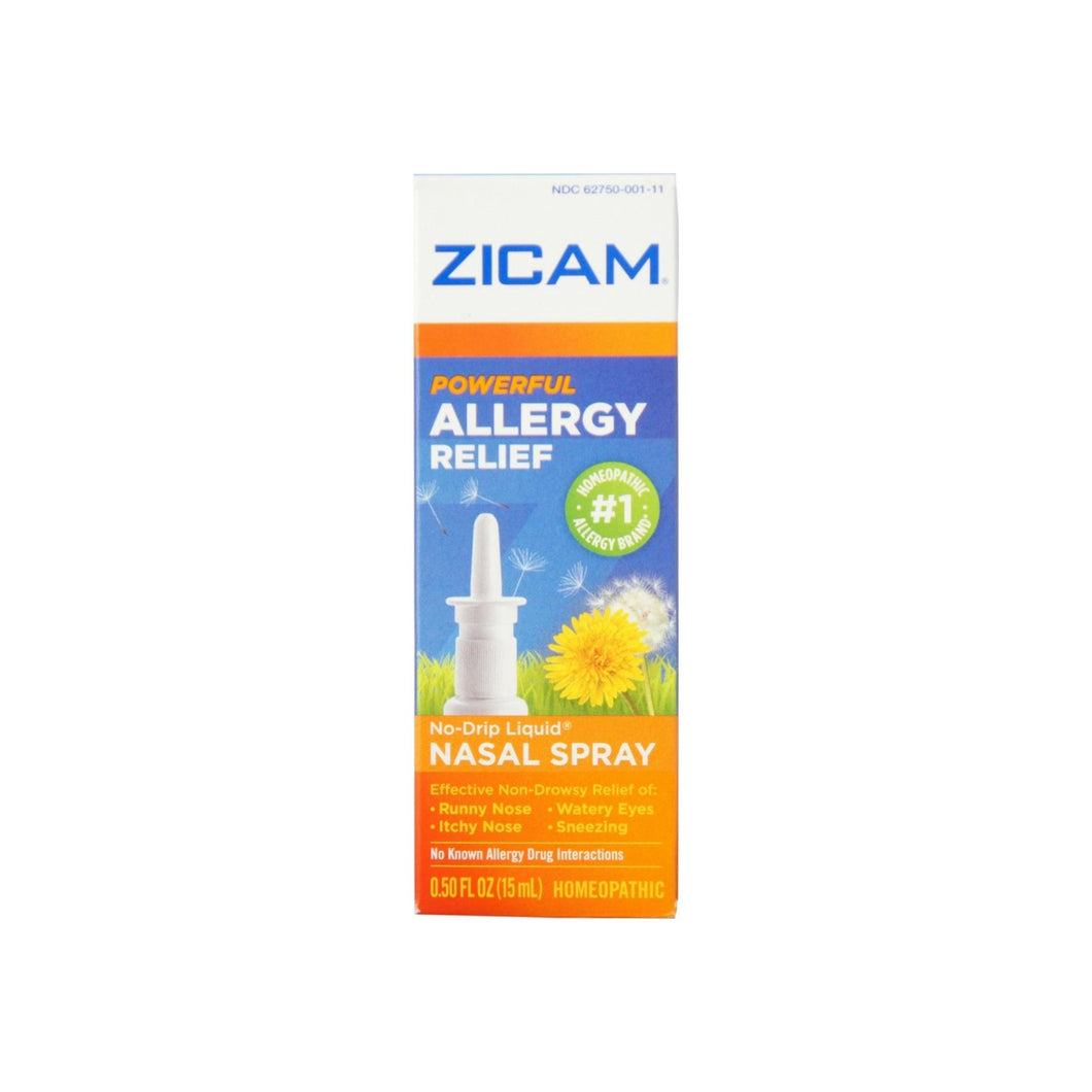 Zicam Allergy Relief Nasal Spray 0.50 oz