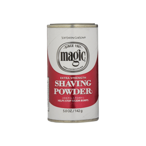 Magic Shaving Powder Red Extra Strength 5 oz