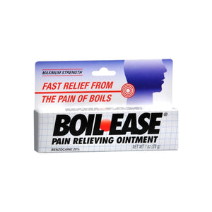 Boil-Ease Ointment Maximum Strength 1 oz