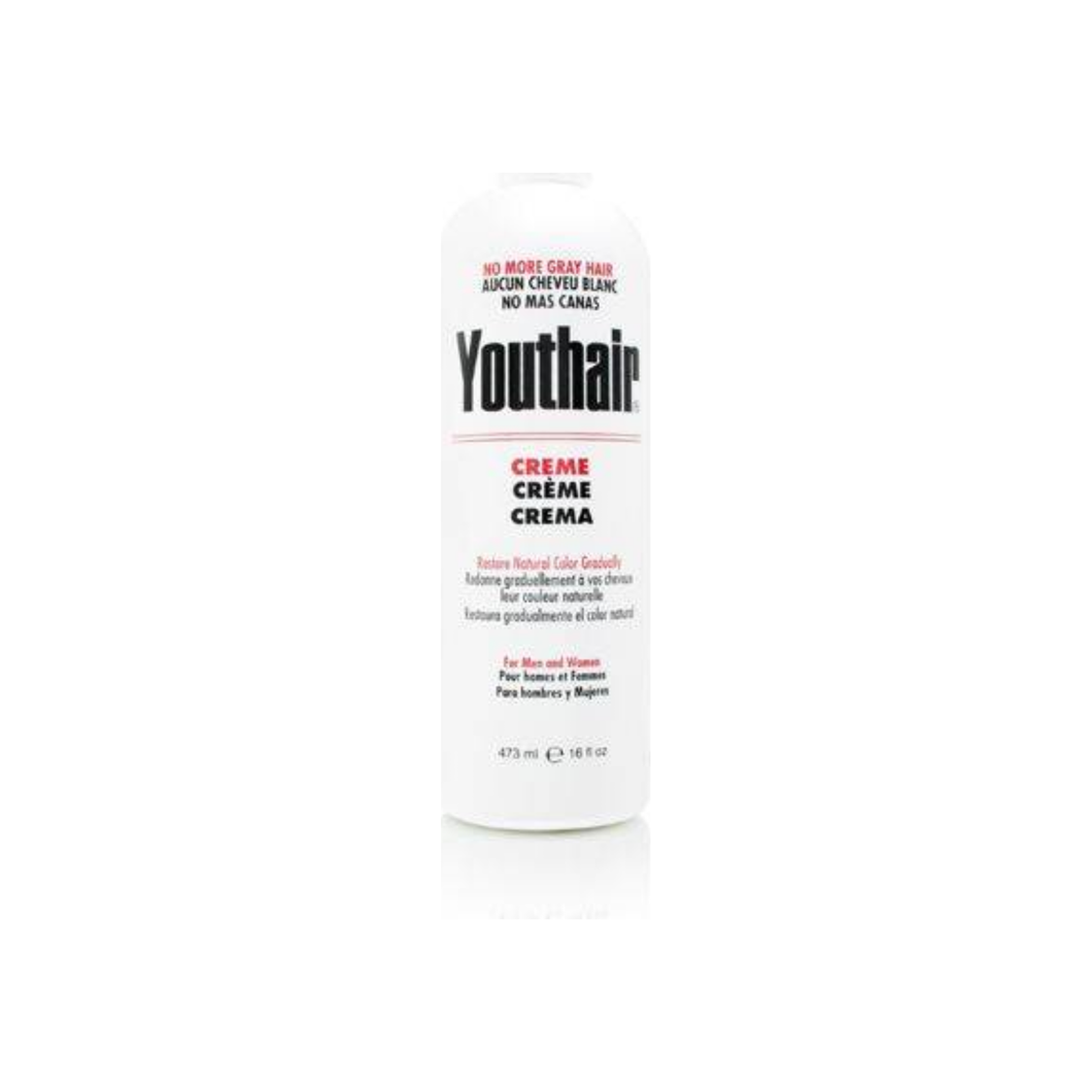 Youthair Creme, For Men and Women 16 oz