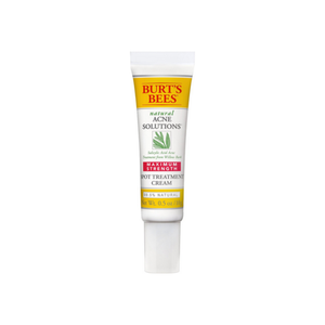 Burt's Bees Natural Acne Solutions Maximum Strength Spot Treatment Cream 0.5 oz
