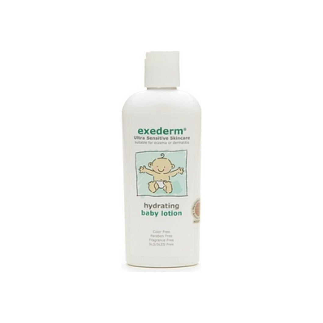 Exederm Hydrating Baby Lotion 6 oz