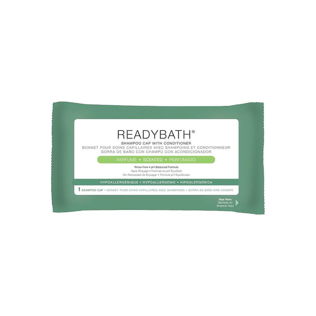 ReadyBath Shampoo Cap w/ Conditioner 1 ea