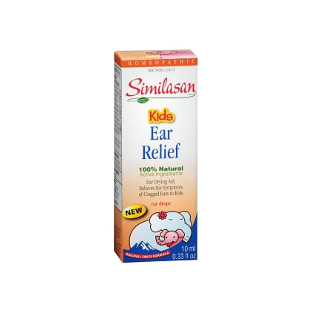 Similasan Children's Earache Relief Ear Drops 10 ml