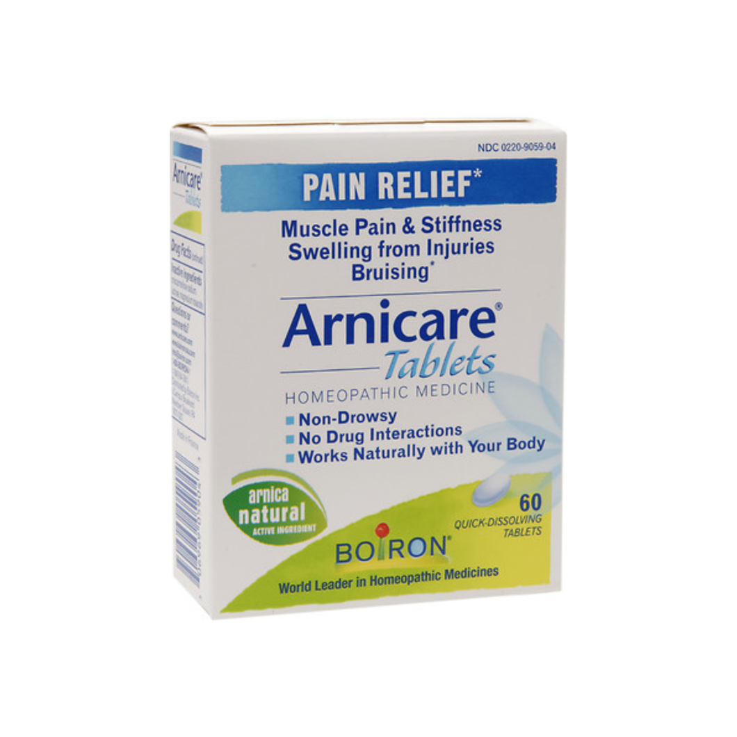 Boiron Arnicacare Arnica Tablets 60 ea