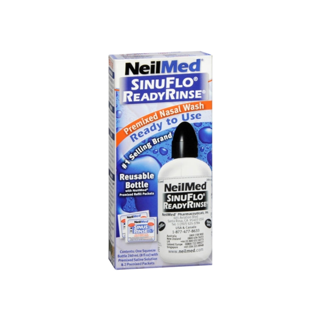 NeilMed SinuFlo ReadyRinse 8 oz