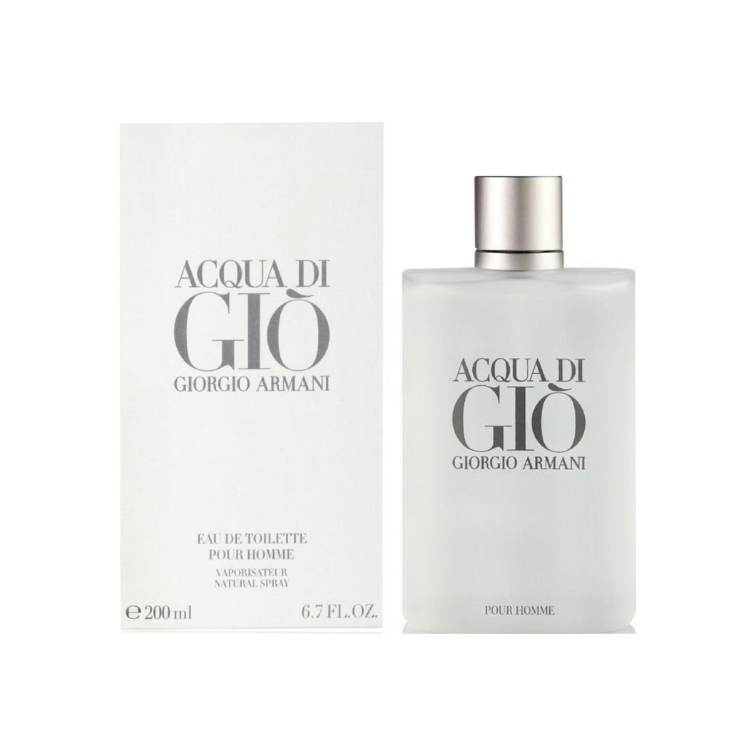 Acqua Di Gio By Giorgio Armani Eau-de-toilette Spray 6.7 oz