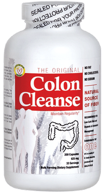Health Plus Original Colon Cleanse, Capsules 200 ea