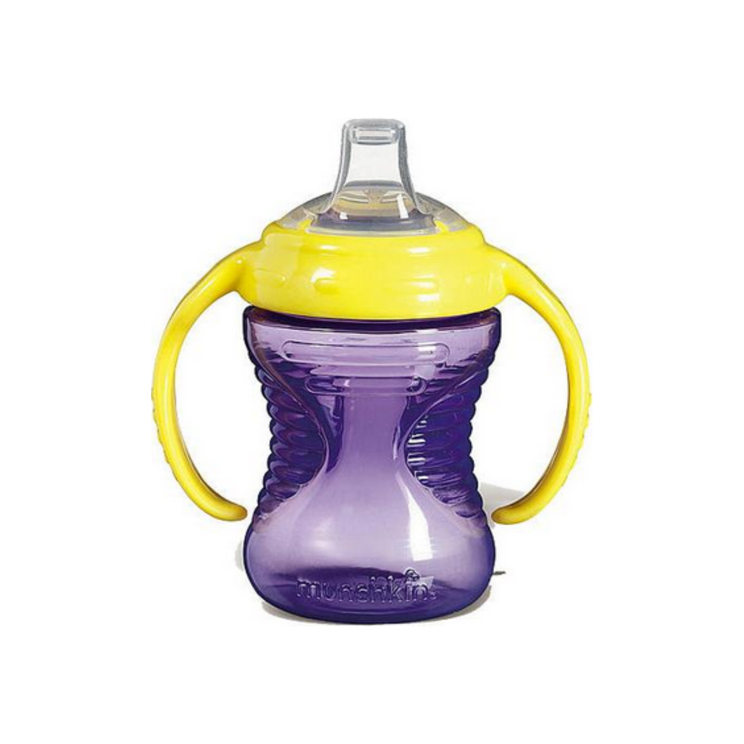 Munchkin Mighty Grip Trainer Cup, 8 oz 1 ea, Colors May Vary